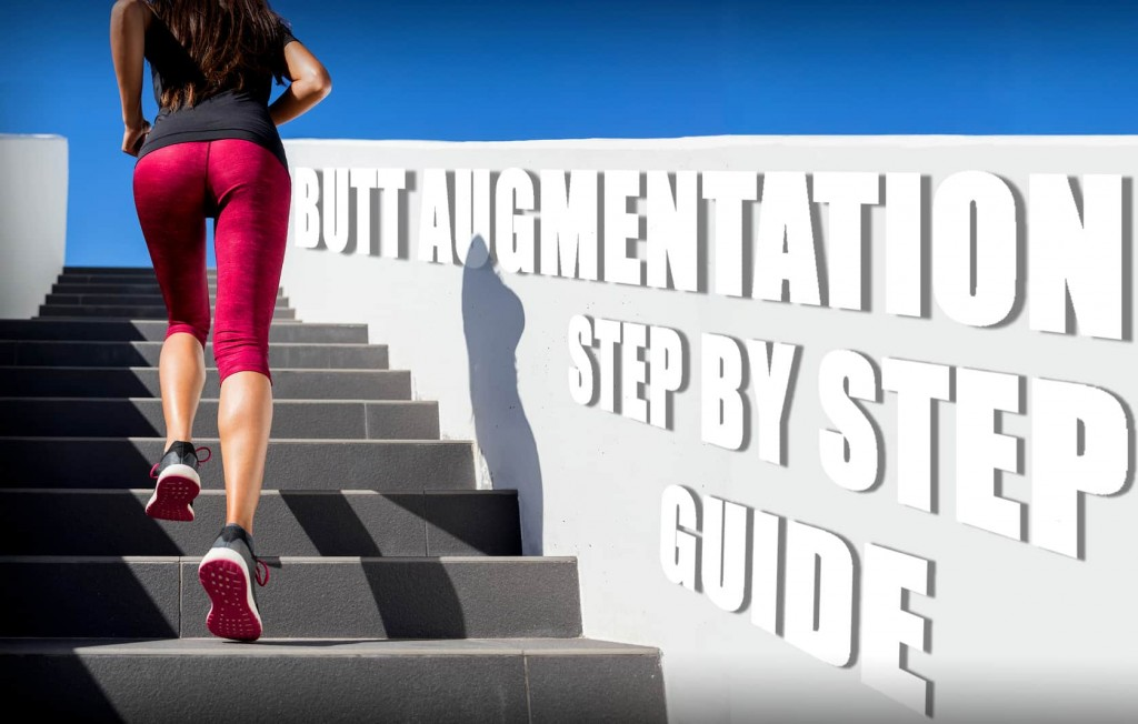 Patient Guide for Butt Enhancement
